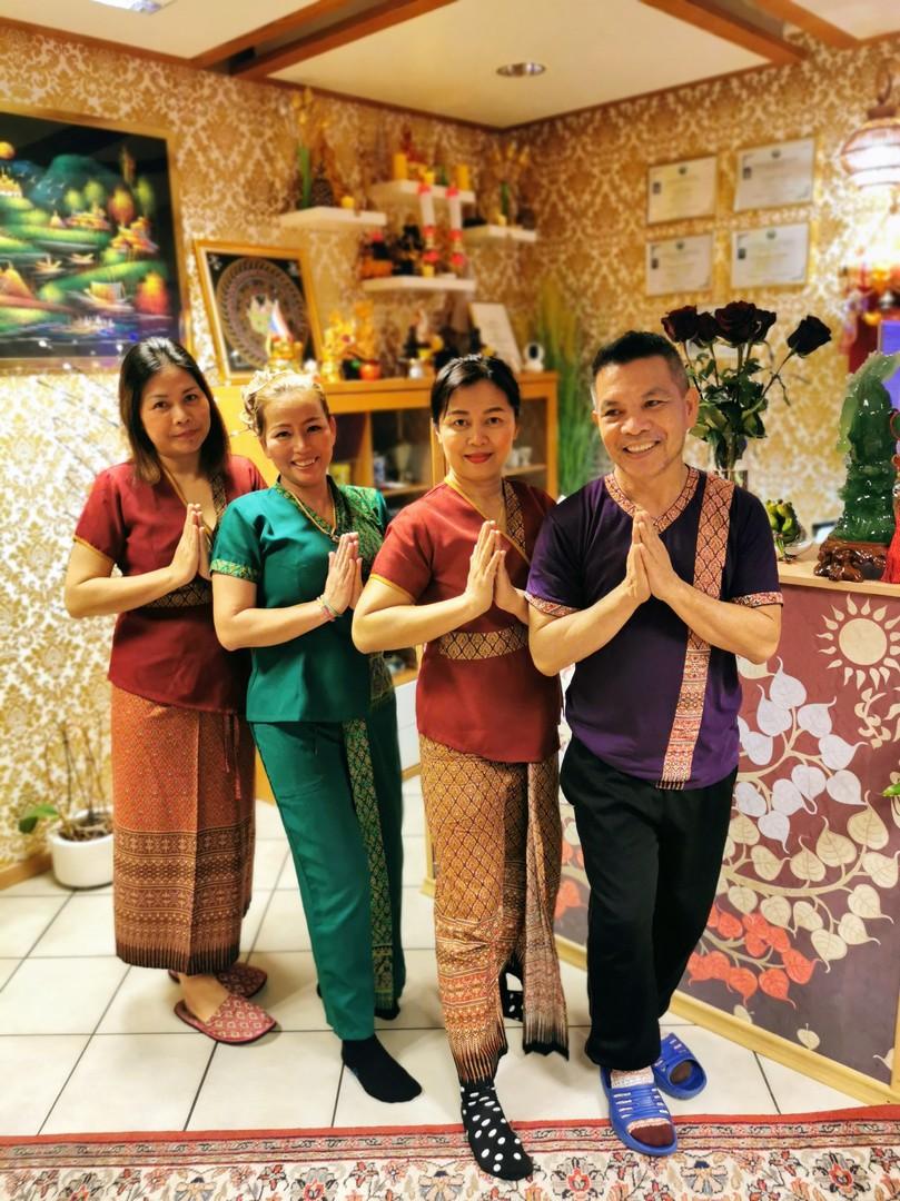 Thai massage fellbach